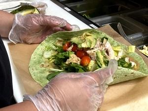 Chicken Wrap NEW